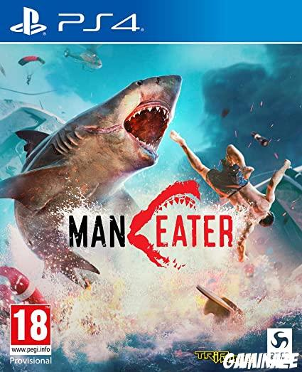 cover Maneater ps4