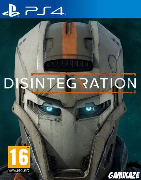 cover Disintegration ps4