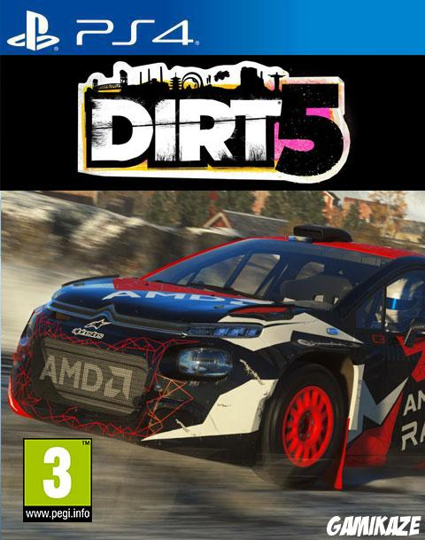 cover DiRT 5 ps4