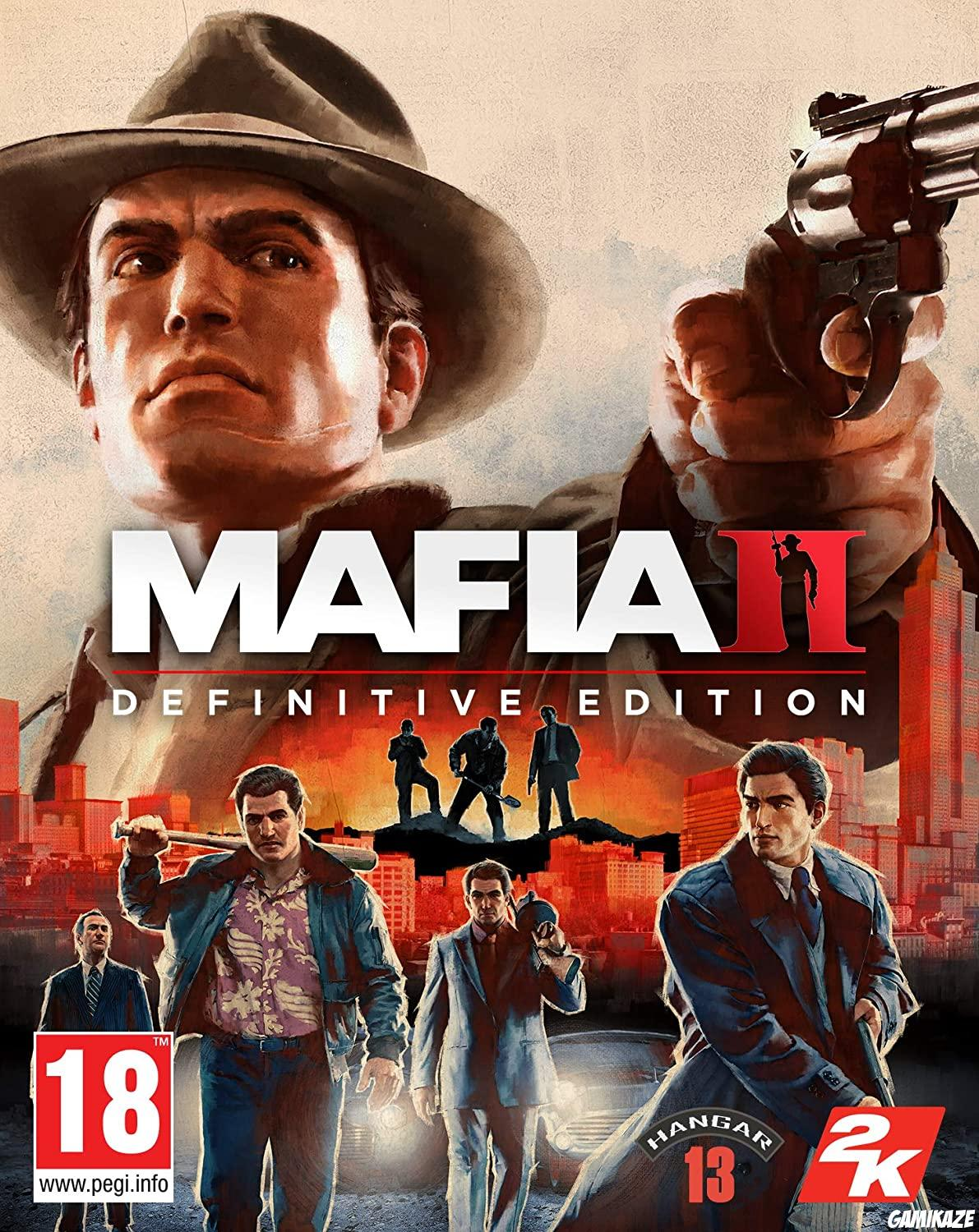 cover Mafia II : Definitive Edition ps4