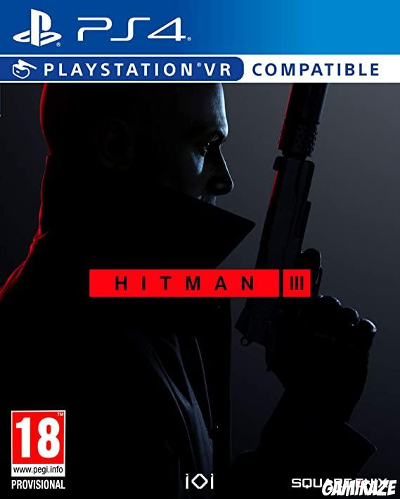 cover Hitman III ps4