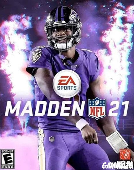 cover Madden NFL 21 ps5