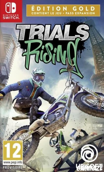 cover Trials Rising switch