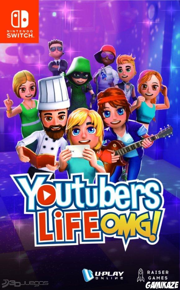 cover Youtubers Life OMG! Edition switch