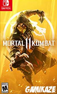 cover Mortal Kombat 11 switch