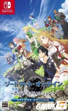 cover Sword Art Online : Hollow Realization switch