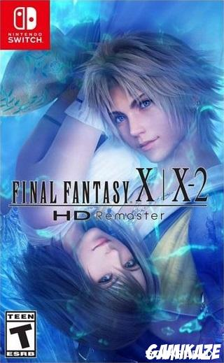 cover Final Fantasy X / X-2 HD Remaster switch