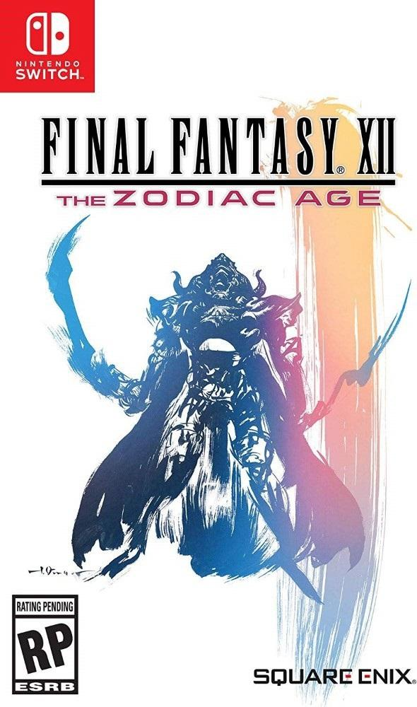 cover Final Fantasy XII : The Zodiac Age switch