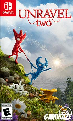 cover Unravel Two switch