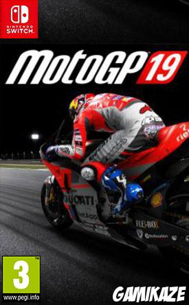 cover MotoGP 19 switch