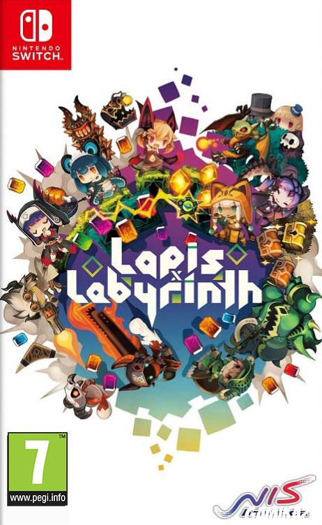 cover Lapis x Labyrinth switch