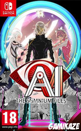 cover AI : The Somnium Files switch