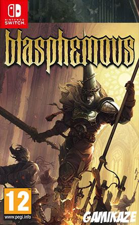 cover Blasphemous switch