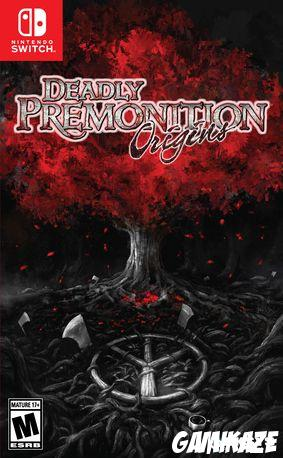 cover Deadly Premonition switch