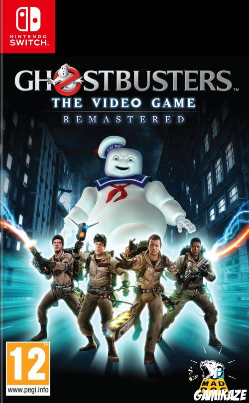 cover Ghostbusters : The Video Game Remastered switch