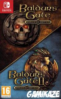 cover Baldur's Gate : Enhanced Edition + Baldur's Gate II : Enhanced Edition switch