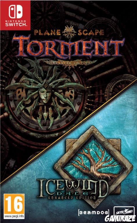 cover Planescape : Torment : Enhanced Edition + Icewind Dale : Enhanced Edition switch