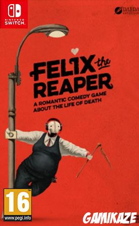 cover Felix The Reaper switch