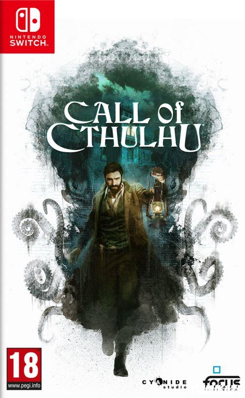 cover Call of Cthulhu switch