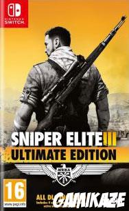 cover Sniper Elite III : Ultimate Edition switch