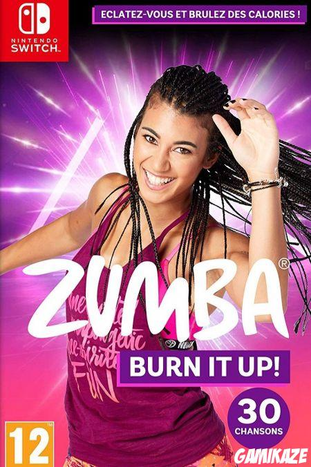 cover Zumba : Burn it Up ! switch