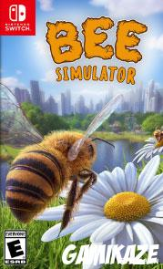 cover Bee Simulator switch