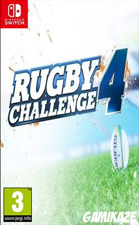 cover Rugby Challenge 4 switch