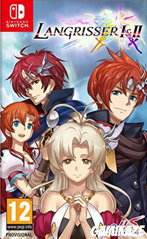 cover Langrisser I & II switch
