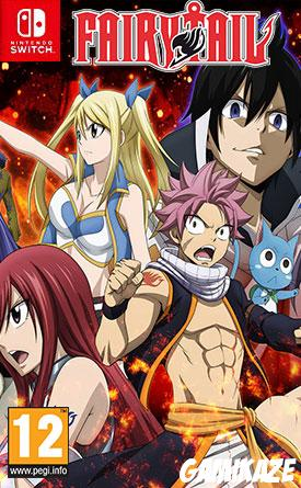 cover Fairy Tail switch
