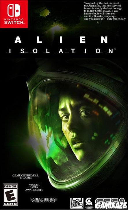 cover Alien : Isolation switch