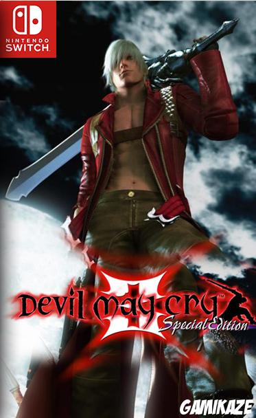 cover Devil May Cry 3 Special Edition switch