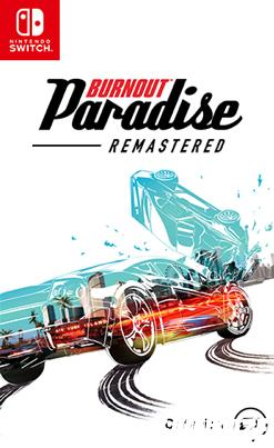 cover Burnout Paradise Remastered switch