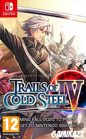 cover The Legend of Heroes : Trails of Cold Steel IV switch