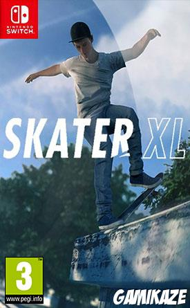 cover Skater XL switch