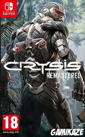 cover Crysis Remastered switch