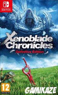 cover Xenoblade Chronicles : Definitive Edition switch