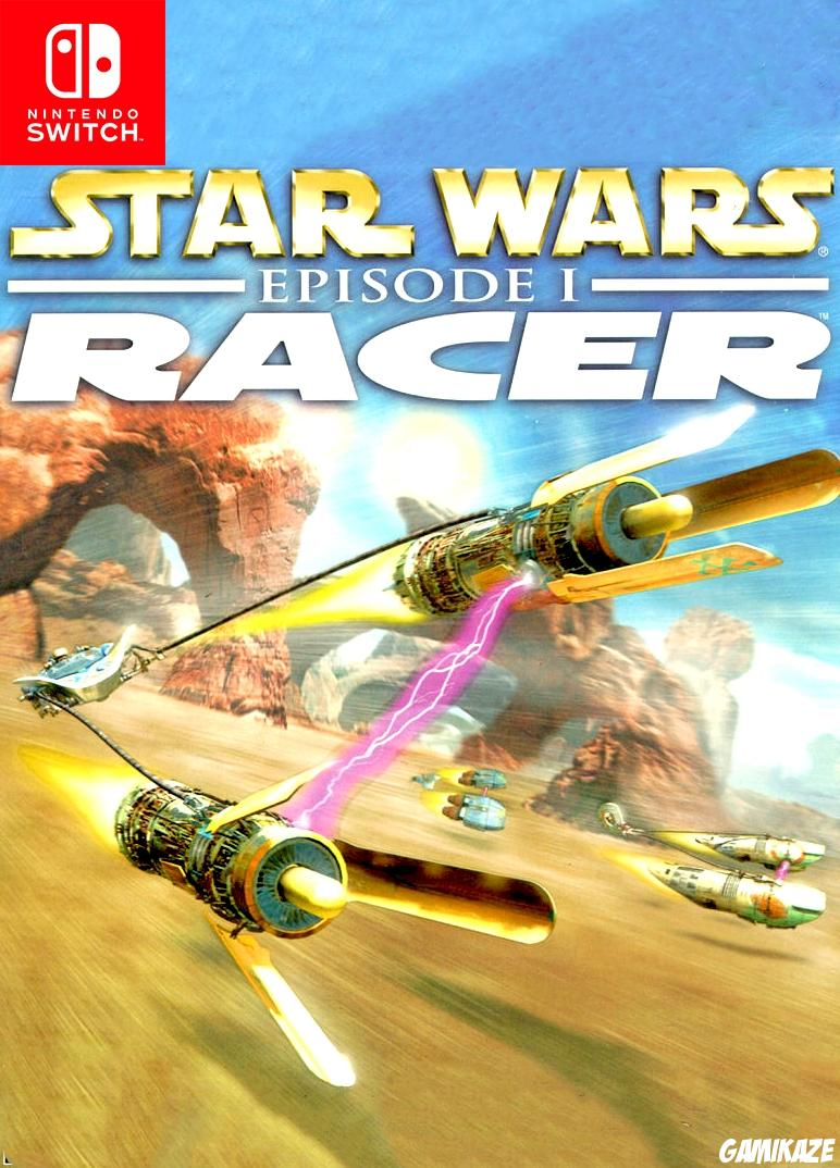 cover Star Wars Episode I : Racer switch