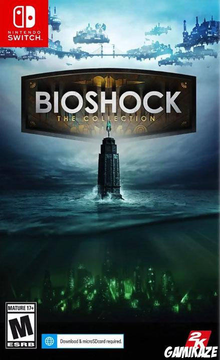 cover Bioshock: The Collection switch