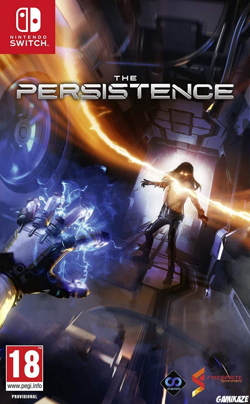 cover The Persistence switch
