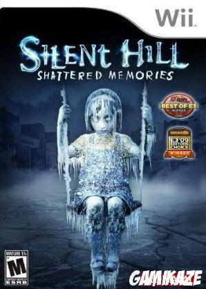 cover Silent Hill : Shattered Memories wii