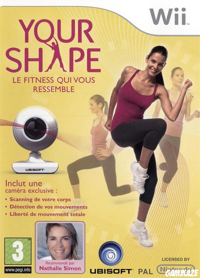 cover Your Shape wii