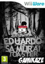 cover Eduardo The Samurai Toaster wii