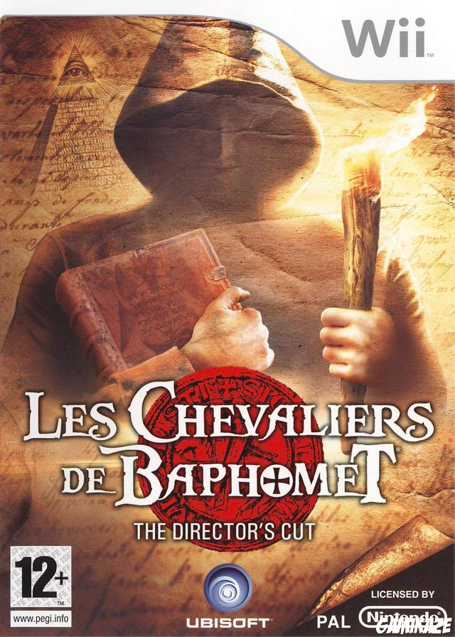 cover Les Chevaliers de Baphomet : The Director's Cut wii