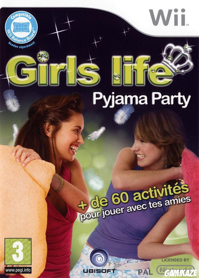 cover Girls Life : Pyjama party wii