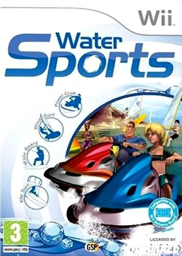 cover Water Sports wii