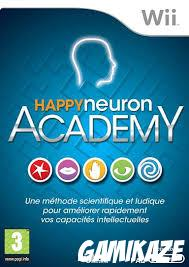 cover Happy Neuron Academy wii