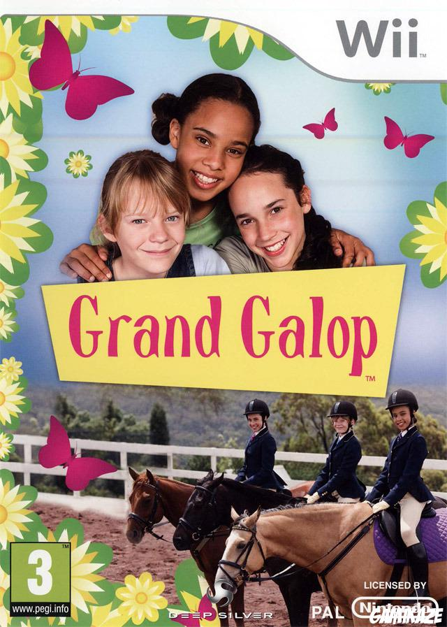 cover Grand Galop wii