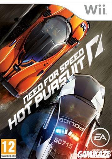 cover Need for Speed : Hot Pursuit wii