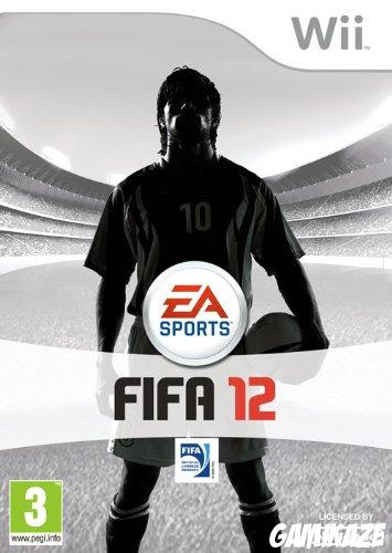 cover FIFA 12 wii