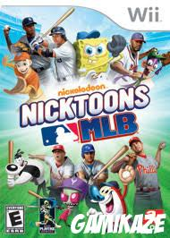 cover Nicktoons MLB wii